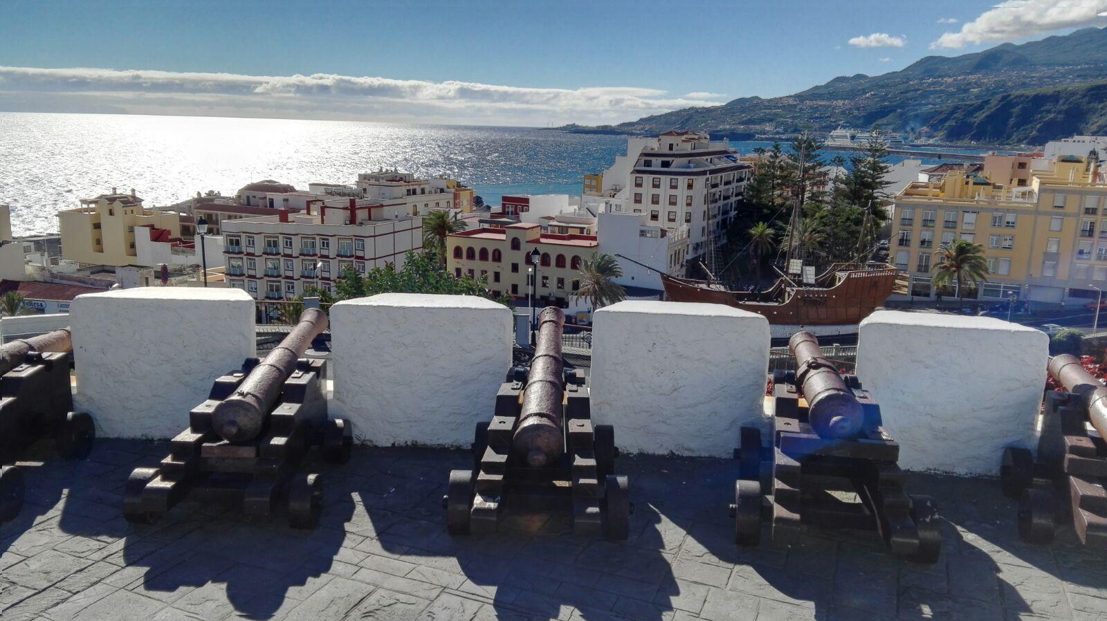 Fortaleza asediada, Santa Cruz de La Palma resiste